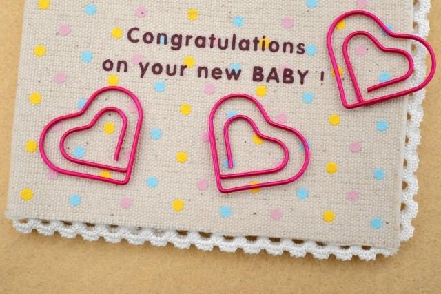出産祝いメッセージの正しい書き方