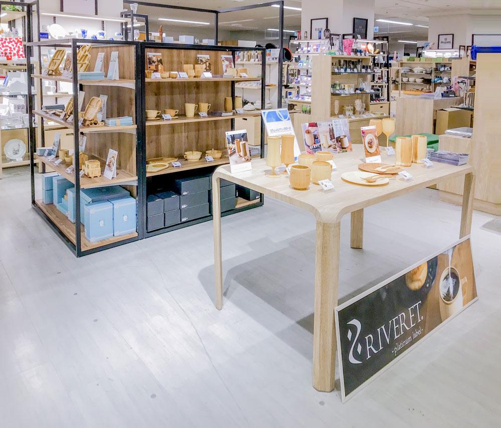 小田急百貨店町田店期間限定コーナー